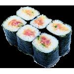 S16. Spicy Salmon Maki